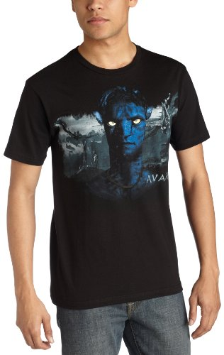 Click for larger image of JEM Sportswear Men's Avatar Jake Head T-Shirt