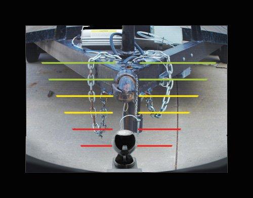 Amazoncom Hopkins 50002 Smart Hitch Backup Camera System Automotive