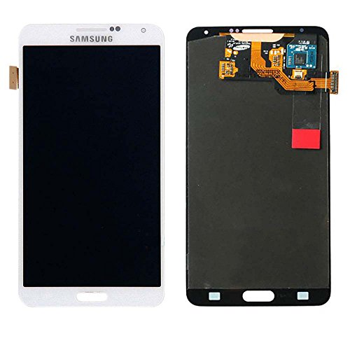 Touch Screen Digitizer and LCD for Samsung Galaxy Note 3 - White by Group Vertical
