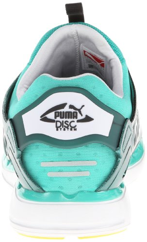 PUMA Men's Future Disc Lite Tech'D Out Sneaker, Fluo Teal, 12 M US
