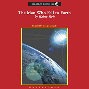 The Man Who Fell to Earth by Walter Tevis audiobook reviews