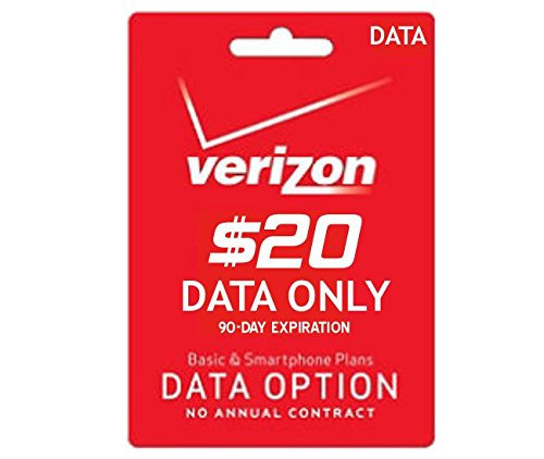 20 Verizon 3Gb Data Prepaid Card   No Shipping   Instant Refill Sent To Your Phone   Must Send Mobile Number  See Description Below