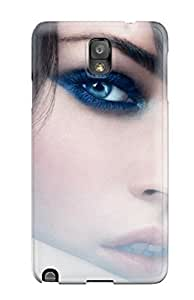 Sanp On Case Cover Protector For Galaxy Note 3 (megan Fox 73)