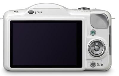 Panasonic Lumix DMC-GF3K 12 MP Micro 4/3 Mirrorless Digital Camera with 3-Inch Touch-Screen LCD and 14-42mm Zoom Lens by Panasonic