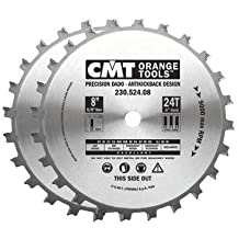 Cmt Cmt230.524.08 8 In. Precision Dado Set