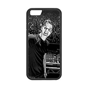 High Quality Specially Designed Skin cover Case Martin Garrix iPhone 6s 4.7 Inch Cell Phone Case Black