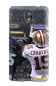 New Snap-on CaseyKBrown Skin Case Cover Compatible With Galaxy Note 3- Seattleeahawks