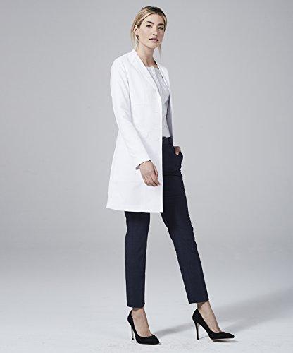 medelita Women's Vera G. Slim Fit M3 - Size 10, White by medelita (Image #2)