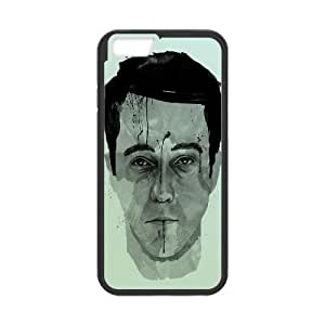 Durable Hard cover Customized TPU case Fight Club Narrator iPhone 6 4.7 Inch Cell Phone Case Black