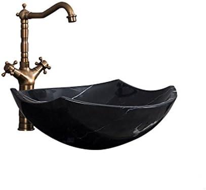 洗面ワンアートフロア小さなアパートの浴室バルコニー屋外洗面カウンター盆地 P4/17 (Size : B)