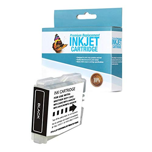 (SuppliesOutlet Compatible Ink Cartridge Replacement for Brother LC51BK (Black,1 Pack))