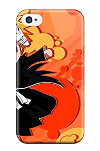 AmandaTucker Fashion Protective Anime Bleachs Case Cover For Iphone 4/4s