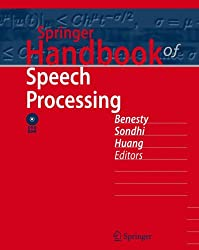 Springer Handbook of Speech Processing