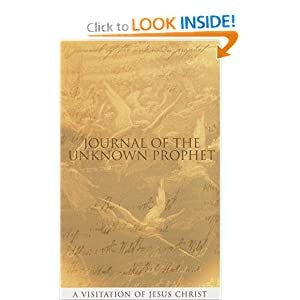 Journal of the Unknown Prophet Wendy Alec
