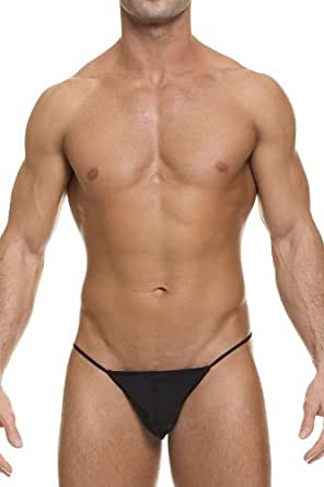 Cover Male G-String Black - Large