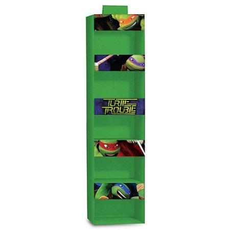ninja turtle clothes organizer - 4