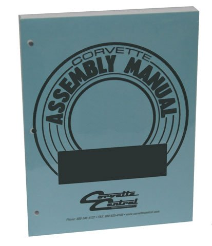 amazon com 1975 corvette complete factory assembly instruction rh amazon com 504BD Assembly Instruction Manuals Instruction Manuals Bunk Bed Poster