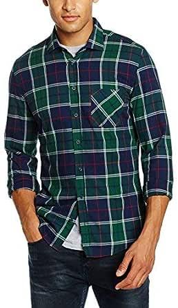 Redford Berlin, Camisa Hombre, Verde (grün), Tamaño del ...