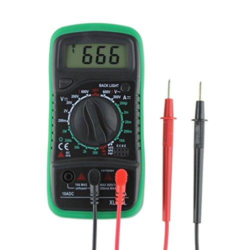 Ohm Voltmeter - 7