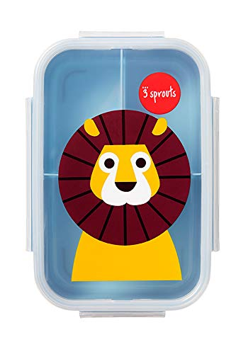 3 Sprouts Lunch Bento Box-Lion