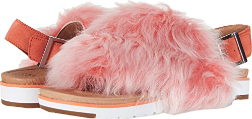 - UGG Women's Holly Sandal Fusion Coral Size 8 B US
