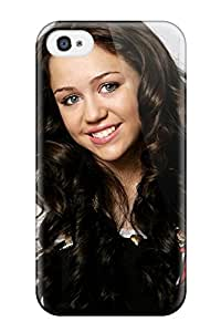 Mary Greathouse IaNgJuV3879zbiSk Case Cover Iphone 4/4s Protective Case Miley Cyrus 31