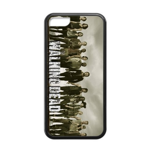 The Walking Dead Zombie Hunter Custom Cases for iPhone 5C ?Keep Calm, Motivation and Inspiration, dead,