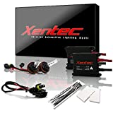 Xentec H11 (H8/H9) 6000K HID Xenon Bulb bundle with 55W EPE Alloy Slim Ballast (Ultra White)