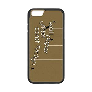 under construction iPhone 6 4.7 Inch Cell Phone Case Black PSOC6002625679573