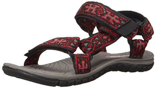 Teva Hurricane 3 Kids Sport Sandal (Toddler/Little Kid/Big Kid), Black Lizard Pattern, 8 M US Toddler
