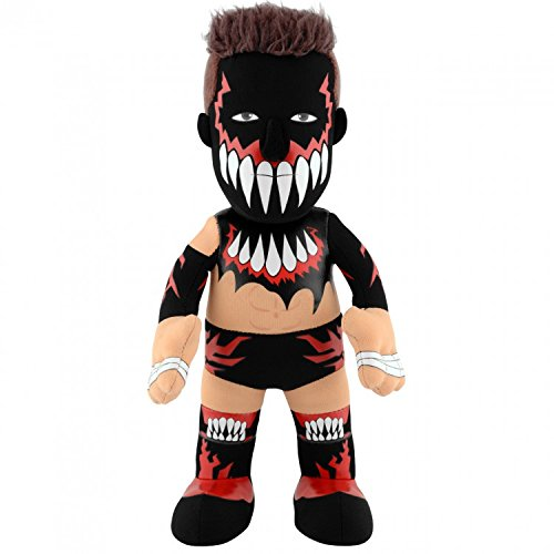 Bleacher Creatures WWE Finn Balor Plush Figure, 10'' by Bleacher Creatures