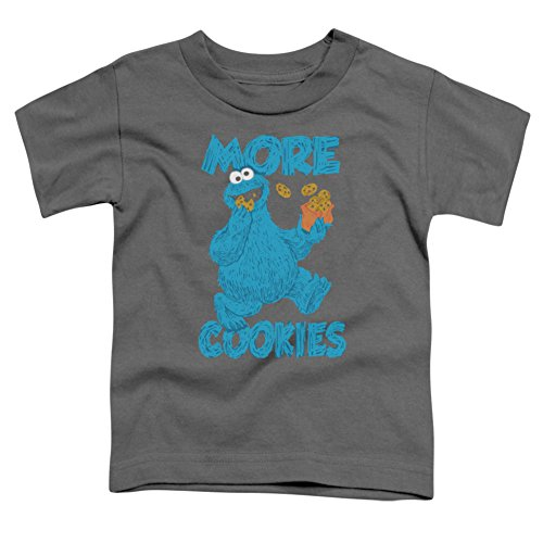 Toddler: Sesame Street- More Cookies Baby T-Shirt Size 3T