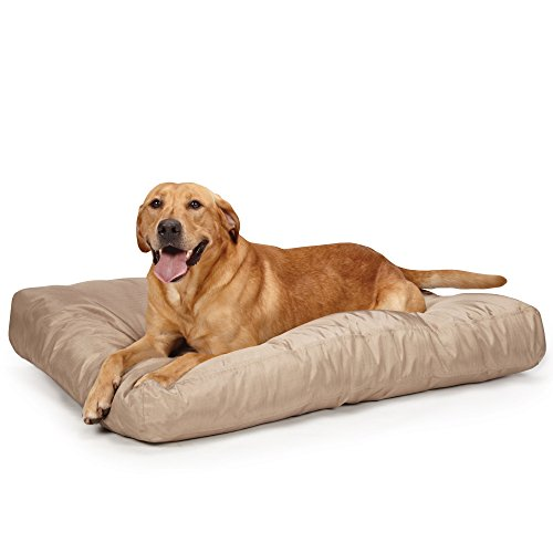 Slumber Pet MegaRuffsA Beds  -  Ultra-Tough, Super Durable Beds for Dogs - Large, 42