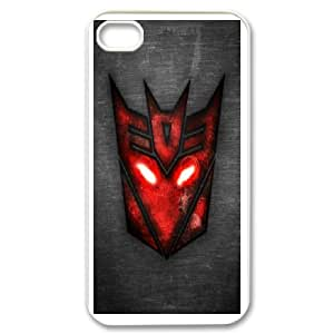 Personalized Creative Desktop Transformers For iPhone 4,4S Send tempered glass screen protector LOSQ015798