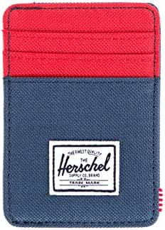 Herschel Supply Co. Men's Raven Card Holder With Money Clip