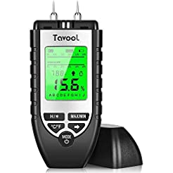 Wood Moisture Meter - Digital Moisture D...