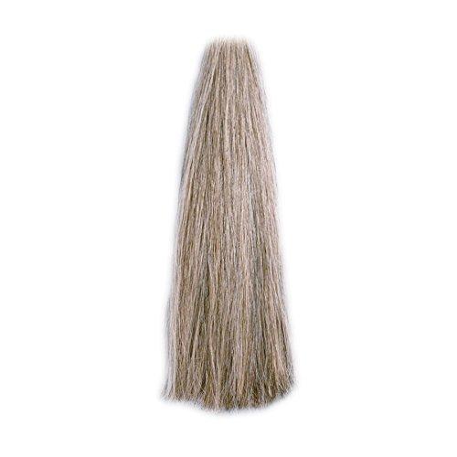 - X-Long Silver Grey Horse Hair - 1/4 lb