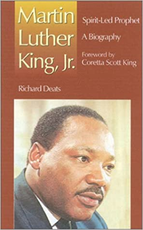 Book Martin Luther King, New and Updated Edition: Spirit-Led Prophet, A Biography