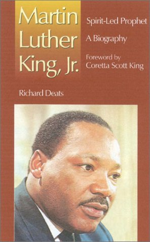 Search : Martin Luther King, New and Updated Edition: Spirit-Led Prophet, A Biography