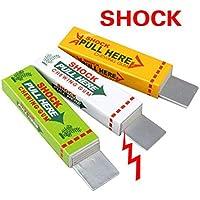 Party-Hut Electric Shocking Hand Chewing Gum Shocker Prank Trick Toy Joke Funny Novelty Toys Anti-Stress Shock Gaget Gaps Toys