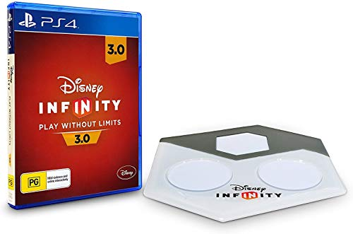 (Disney Infinity 3.0 - Standalone Game + Base Portal (Playstation 4) (Certified Refurbished))