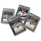 Chilton Ford Trucks and Bronco 1976-1986 Repair Manual (26662)