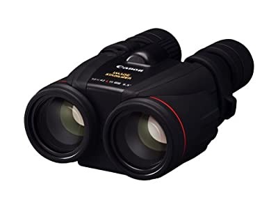 Canon - Binoculars 10 x 42 L IS WP - waterproof, image stabilized - porro