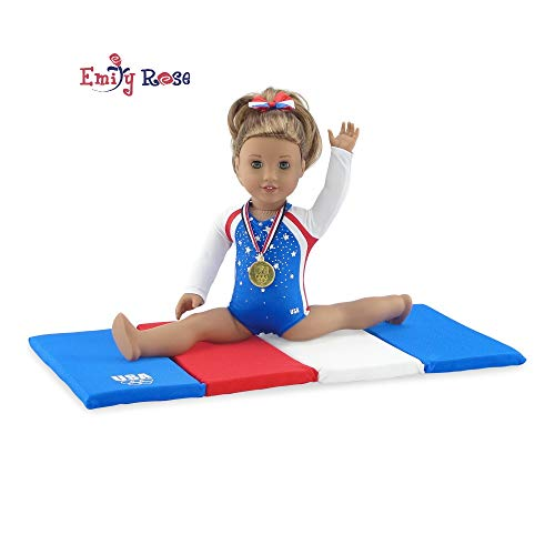 Emily Rose Gymnastics Including Realistic product image