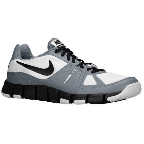 New Nike Mens Flex Show TR 3 Cross Trainer White/Grey 7.5 - Nike Flex Trainer 3 Men