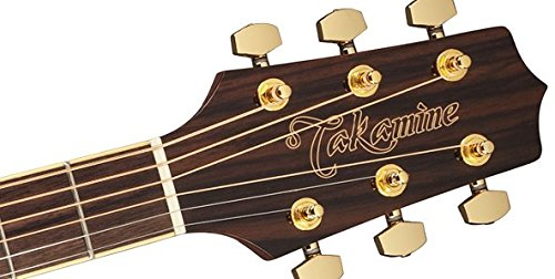 - Takamine 6 String Acoustic-Electric Guitar, Right Handed, Sunburst (GD51CE-BSB)