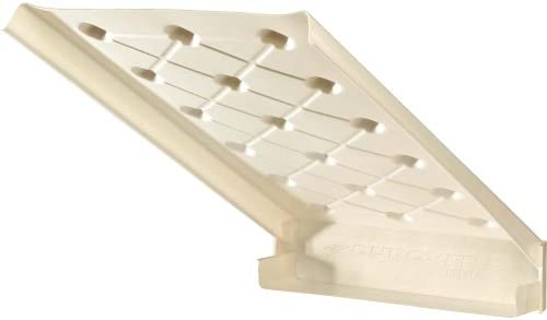 ADO Products Durovent 23-1 2 in. x 46 in. Attic Ventilation System with Built-in Baffle – 10 Per Carton