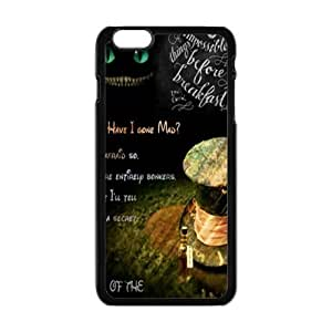 Alice in wonderland Phone Case for iPhone plus 6 Case