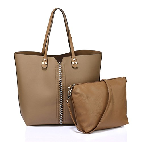 NUDE School One Bags College Women's In Work Shopper Large LeahWard 178 BAG Two For SHOULDER wn7SqBHx