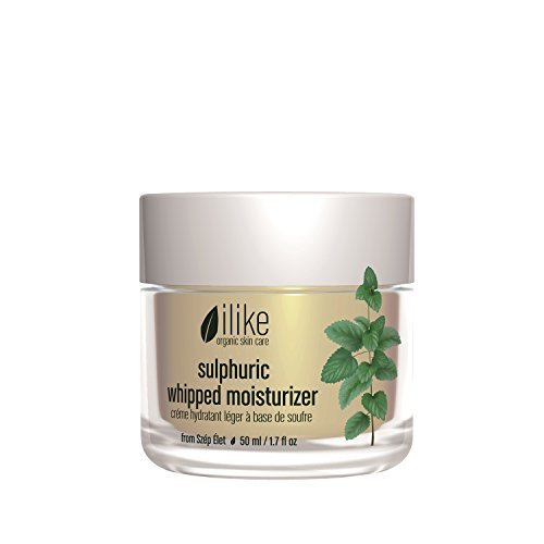 ilike sulphuric whipped moisturizer - 1.7 oz